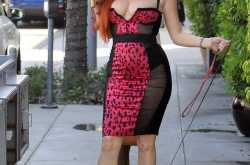 indian girls villa - celebs beauty, fashion and entertainment: phoebe price - celebrating her birthday in beverly hills