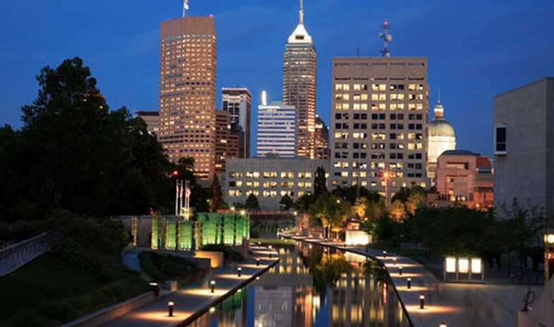 Indianapolis Indiana United States A Typical Midwest City - Tips Clear Beauty Business Health Tech Travel And General