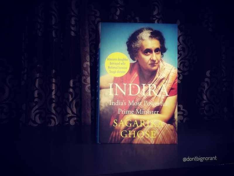 Indira Feroze Gandhi : India's First Woman Prime Minister