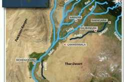 indus valley civilization 100,000 sq.km national academy of sciences science news