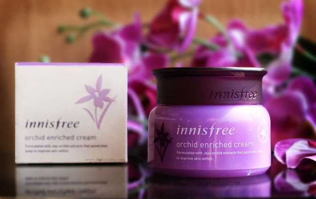 Innisfree Orchid Enriched Cream Review