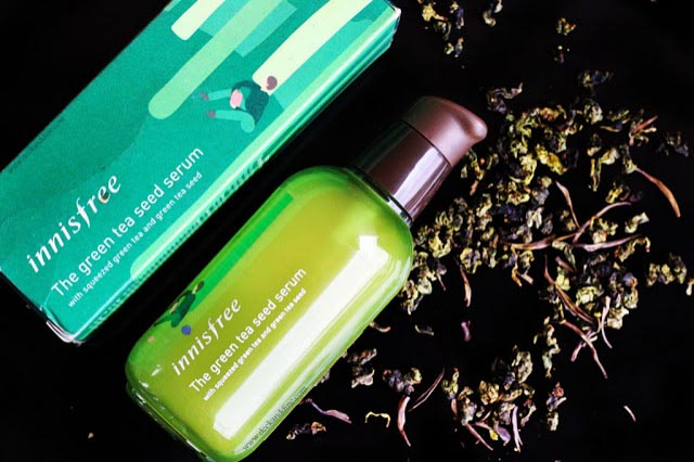 Innisfree The Green Tea Seed Serum Review