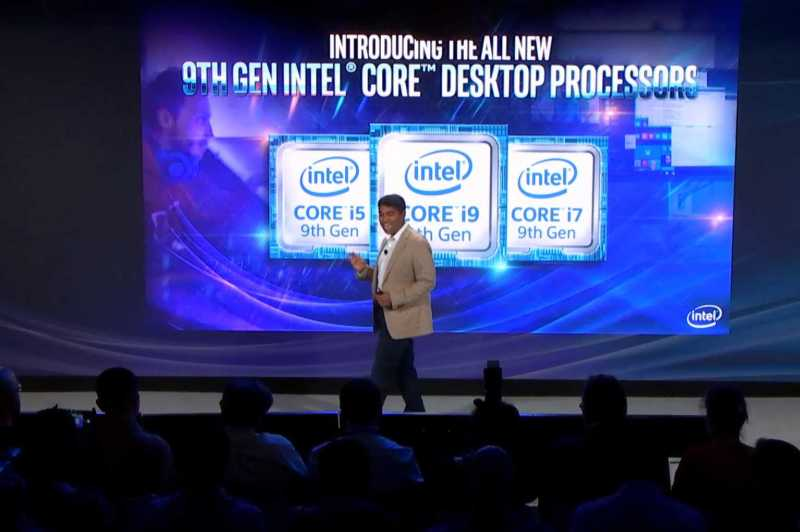 """Intel Announces New 9th Generation Lineup With """"World"""