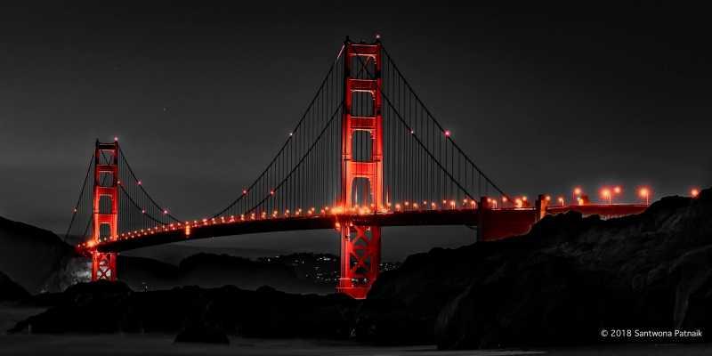 Interesting Facts About GOLDEN GATE BRIDGE