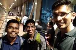 International Trip 1 - KL Diaries