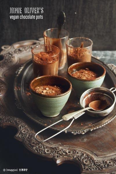 Pallavi Gupta Blogs Jamie Olivers Vegan Chocolate Pots