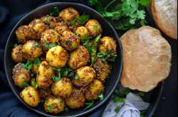 Jeera Aloo Recipe | How to make Jeera Aloo Dhaba Style (Cumin Potato Fry)