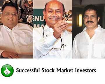 Jhunjhunwala To Porinju Valiyath - 10 Most Successful Stock Market Investors