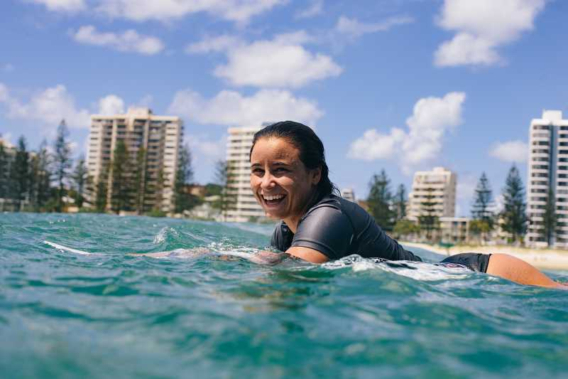 Johanne Defay Shares Her Incredible Surfing Journey & Tips For Beginners - Women Fitness