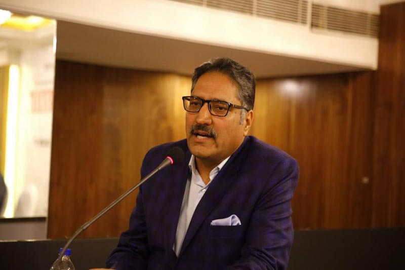 Journalist Shujaat Bukhari Shot Dead. Terrorism Reaches A New Low In Kashmir