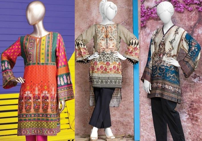2018 ladies j eid collection Fashion of