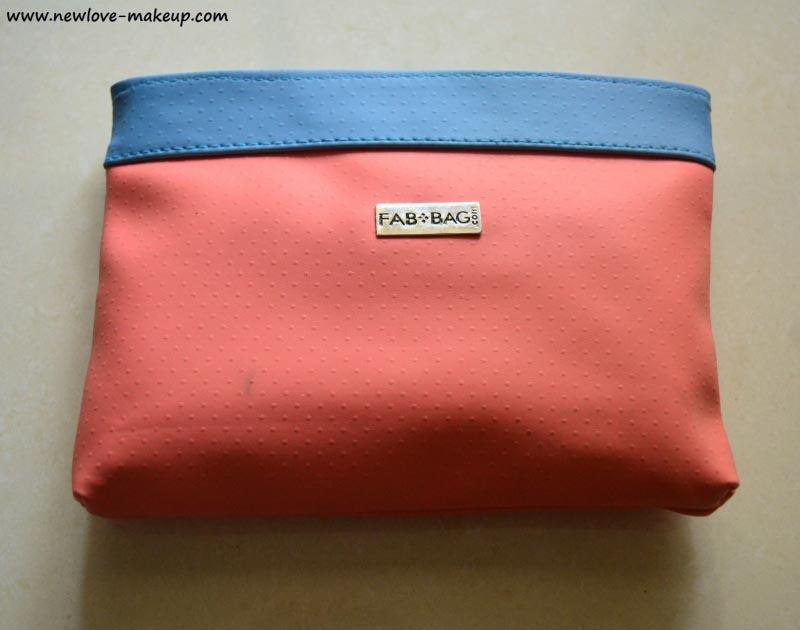 June 2018 Fab Bag Unboxing