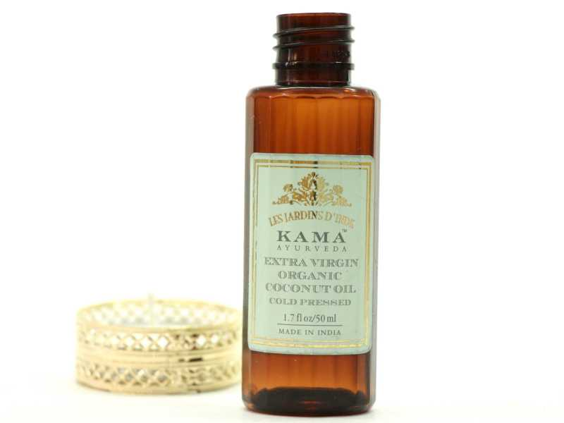 Kama Ayurveda Extra Virgin Organic Coconut Oil Review