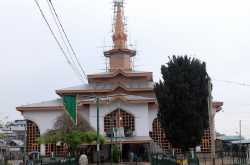 kashmir, we know less about: charar-e-sharief