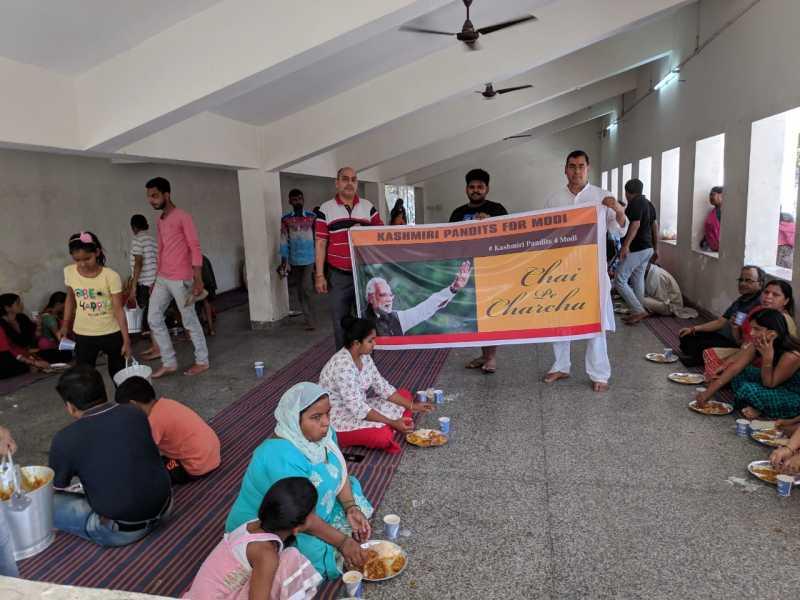 Kashmiri Pandits 4 Modi