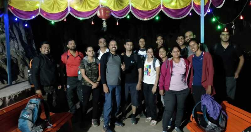 Katraj - Singhgad (K2S) Night Trek