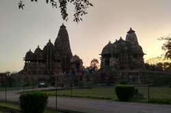 khajuraho: a small town with international fame.
