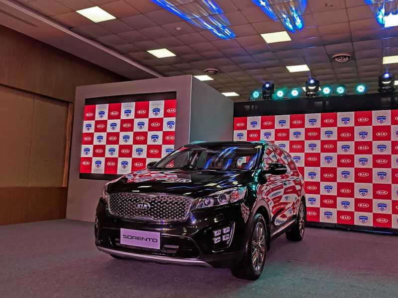 "Kia Motors May ""Surprise"" India With A New Distinct Product Line"