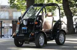 Knight Rider is now a Smart Car