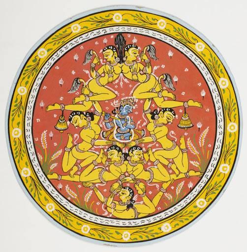 Krishna In The Love God