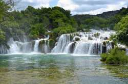 krka national park in croatia - travel guide