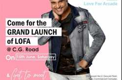 lofa :- grand launch in ahmedabad