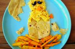 Learn to make Fun Foodarts for your Kids -