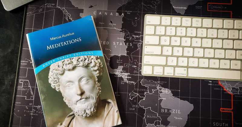 Lessons From The Book : Meditations By Marcus Aurelius