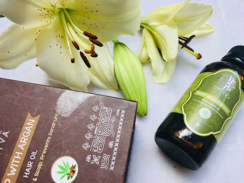 Let Me Take You To The Hempified World :- Review On Satliva Products
