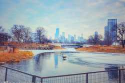 lincoln park zoo, chicago - one of the few zoos in the world with free entry