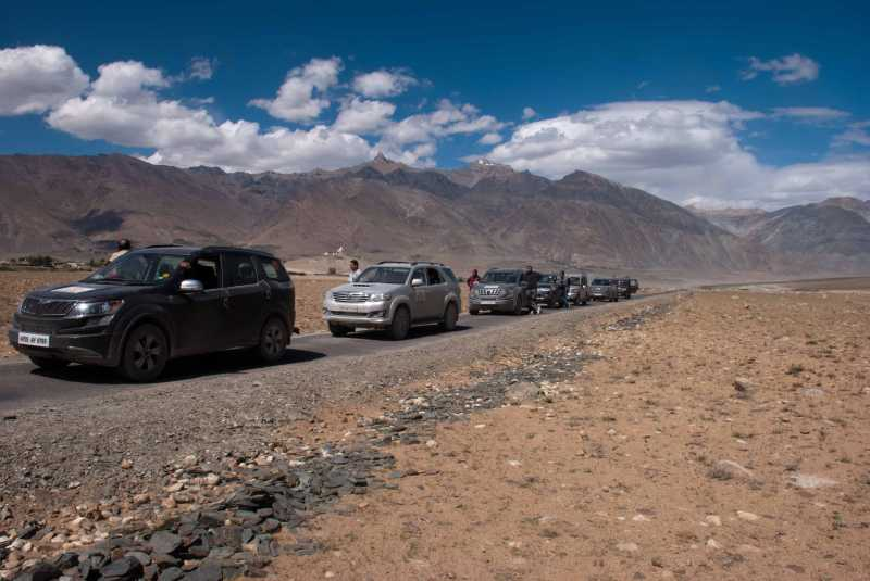 List Of Taxi Drivers For Ladakh - Srinagar - Leh - Manali - Zanskar Trip