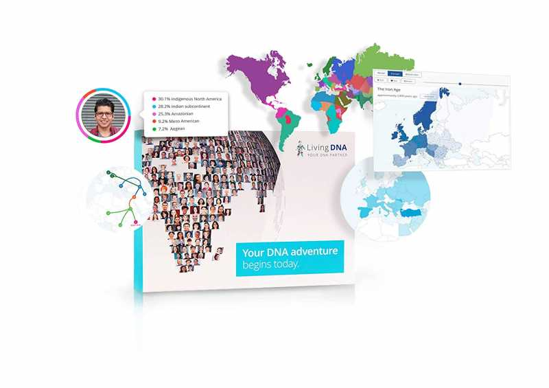 Living DNA Review: One Of The Most Detailed And Comprehensive DNA Tests