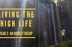 Living the high life: Year 2- An Honest Recap