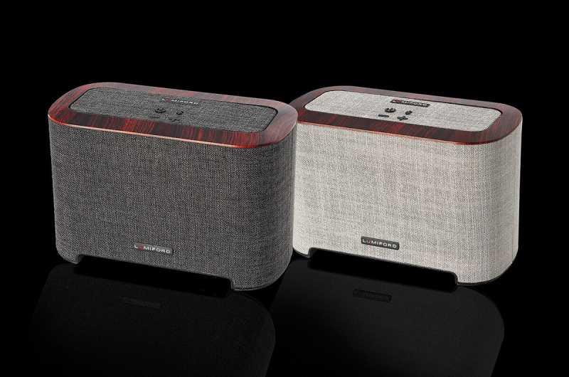 Lumiford Introduces 2.1 Stereo SubWoofer Dock - Tek-Talkz