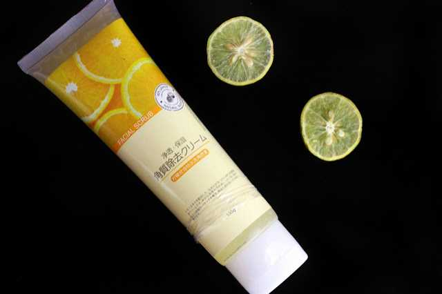 MINISO Lemon Scrub Review | Price, Claims, Availability And How To Use |