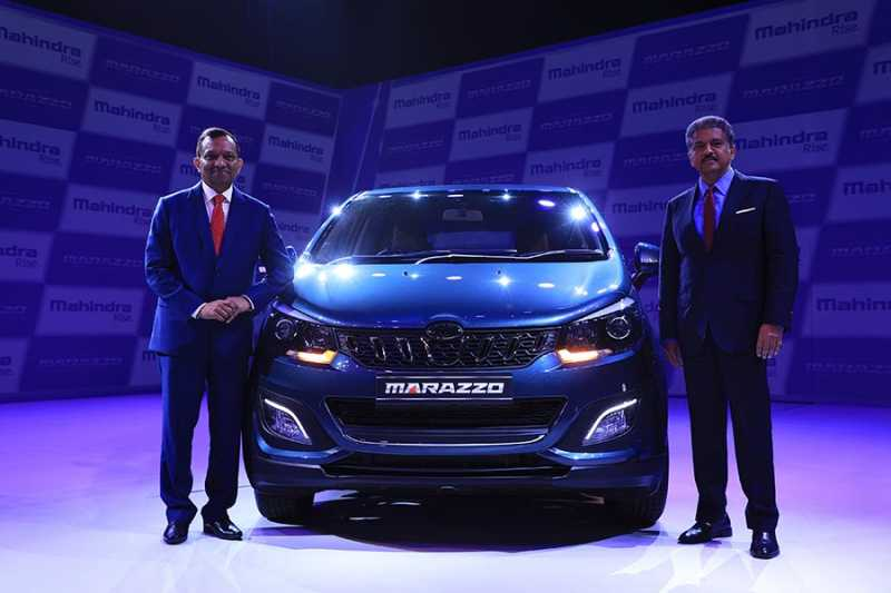 Mahindra Marazzo Gets 4 Star Global NCAP Rating For Adult Occupation Protection