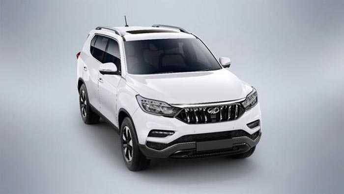 Mahindra To Launch A Luxury SUV In November 2018 - XUV 700 (Codename Y400)