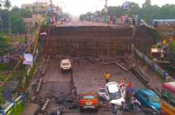 majerhat bridge in kolkata collapse - another shocking incident
