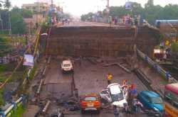 majerhat bridge in kolkata collapse - another shocking incident