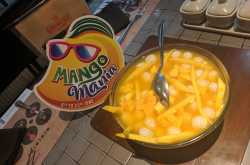 mango mania at barbeque nation