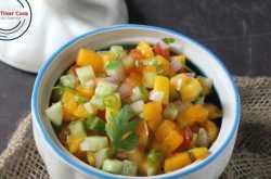 mango salad (vegan & gluten free)