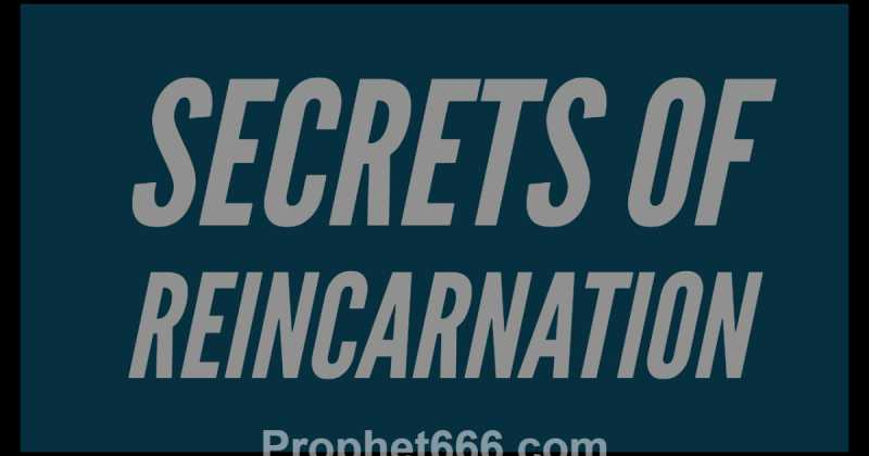 Prophetvcn Blogs Mantra To Know About Past And Future Lives