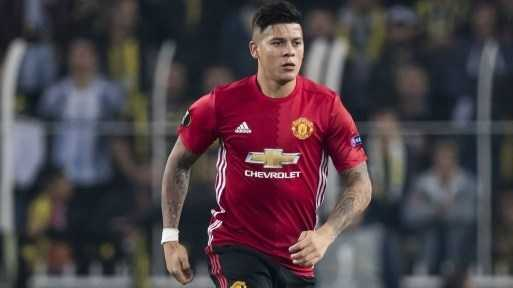 Marcos Rojo Told To Leave Manchester United: Everton Interested