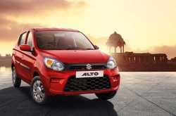 maruti suzuki launches cng powered alto, priced from inr 4.10 lakh