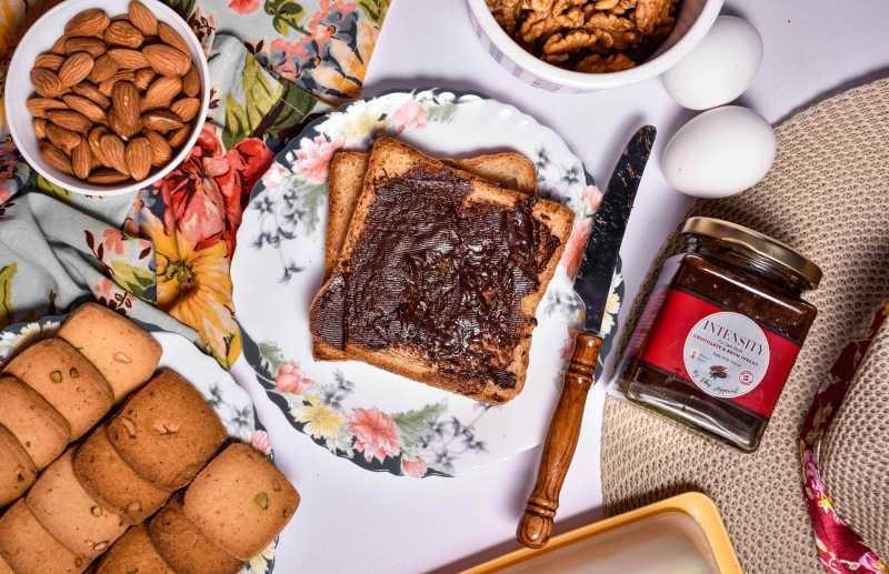Masala Monk Review: Chocolate And Rum Spread | GarimaShares