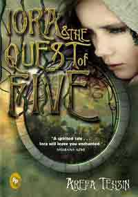 Me About My Thoughts: Book Review - Iora & The Quest Of Five - Arefa Tehsin