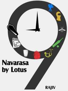 Me About My Thoughts: Book Review - Navarasa By Lotus - Rajiv