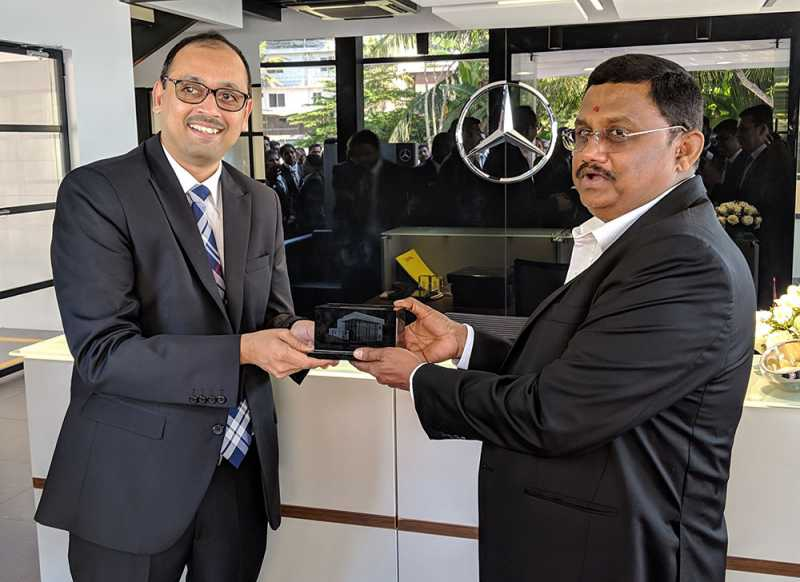 Mercedes-Benz India Revamps Its Service Facility In Kochi