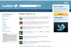 Microblogging Site Twitter and The Concept of Twitter