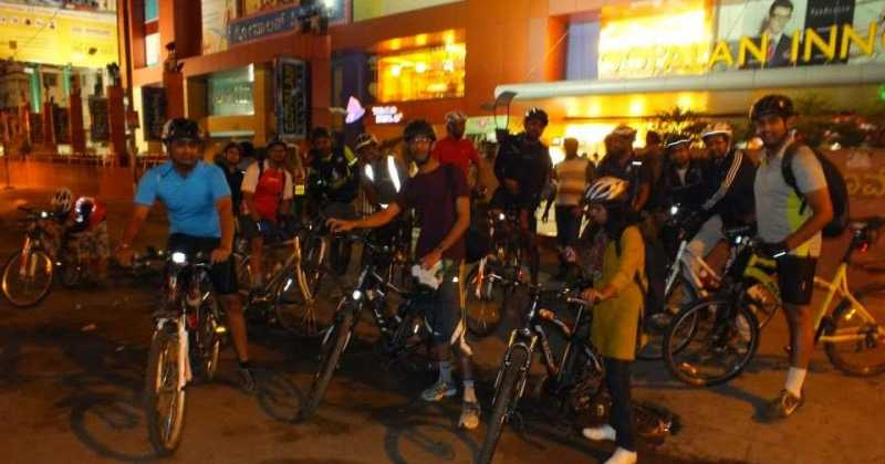 Midnight Ride To Nandi Hills